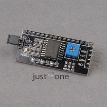 For Arduino IIC I2C Interface Board Module LCD1602 Display Address Changeable 56