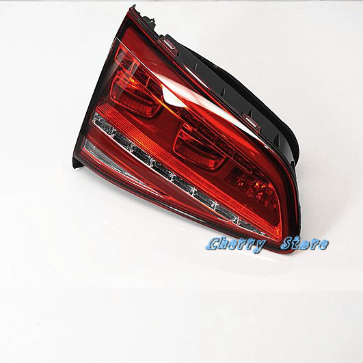 NEW 5G0 945 307 F LED Dark Red Tail Light Assembly Tail lights Rear Lights Lamps For Volkswagen VW Golf GTI R MK7 2013 2016
