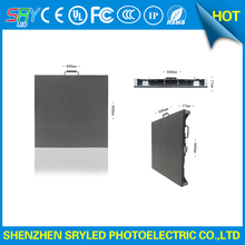 Die Casting Aluminum Indoor Rental LED Display Screen P5 SMD super thin LED hd video wall