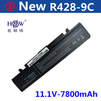 HSW 9cell Laptop Battery for SAMSUNG R428 R429 R430 R467 R468 R478 R528 R530 AA PB9NC6B AA PB9NC6W AA PB9NS6B AA PB9NS6W bateria