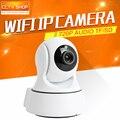 HD 720 P 1.0MP WIFI PTZ Câmera IP IR-Cut Visão Noturna Duas Vias áudio Segurança CCTV Câmeras Inteligentes Sem Fio P2P Nuvem Vista para o Uso Interno