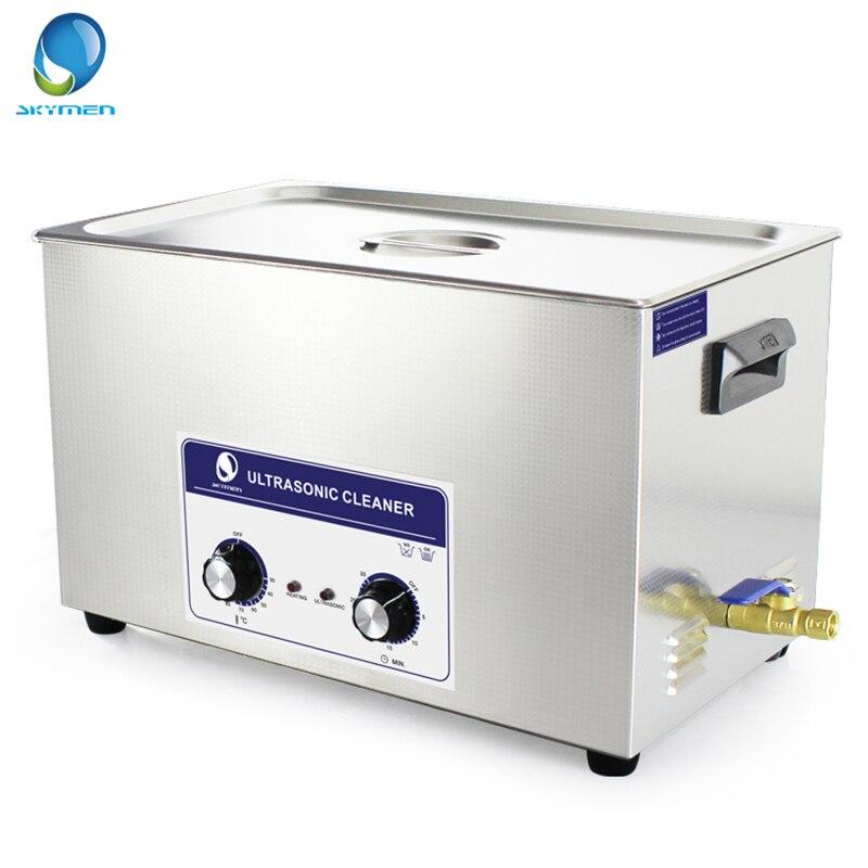 Skymen Knob Ultrasonic Bath Cleaner 30L 600W