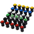 New design Motorcycle CNC universal Windscreen Windshield Bolts Screw Kit For DUCATI 1098/S/Tricolor 1098/S/TRICOLOR 2007-08