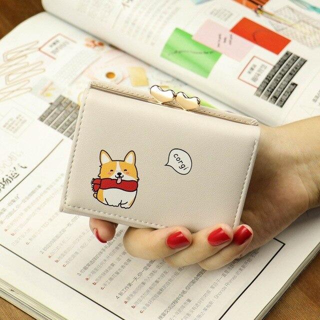 Cartoon Small Cute Wallet 1
