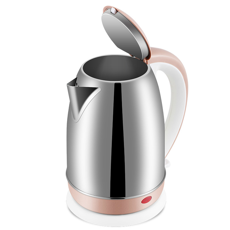 electric kettle 304 stainless steel household boiler heat insulation automatic power off cukyi double layer multi function electric egg cooker boiler stainless steel automatic power off mini
