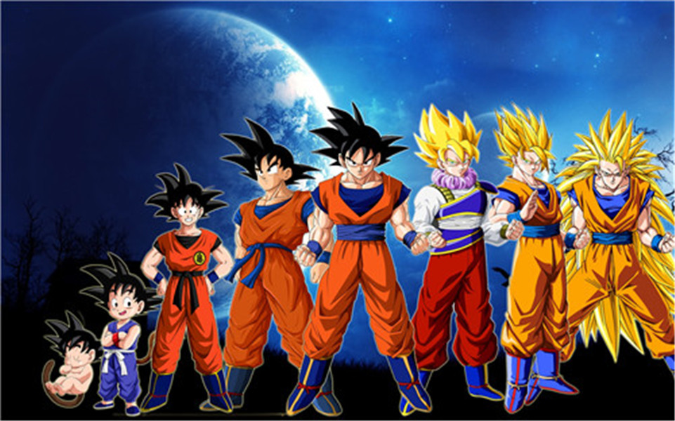 G  Custom dragon ball z Home Decor Fashion modern For Bedroom Wall Poster  Size Wall Sticker. Online Buy Wholesale dragon ball z decorations from China dragon