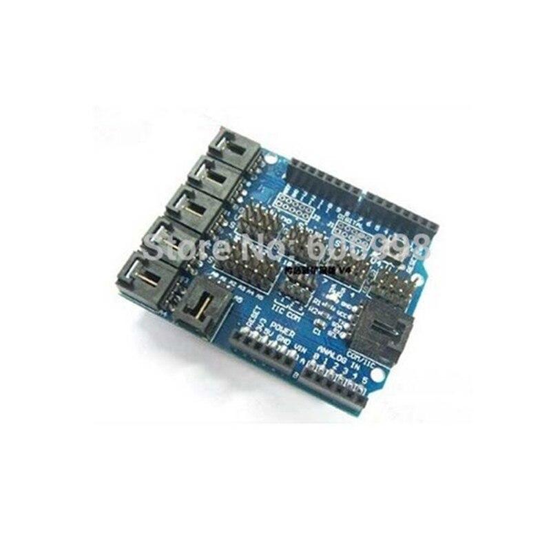 Специальные Сенсор Плата расширения V4 Для Arduino электронных строительных Конструкторы