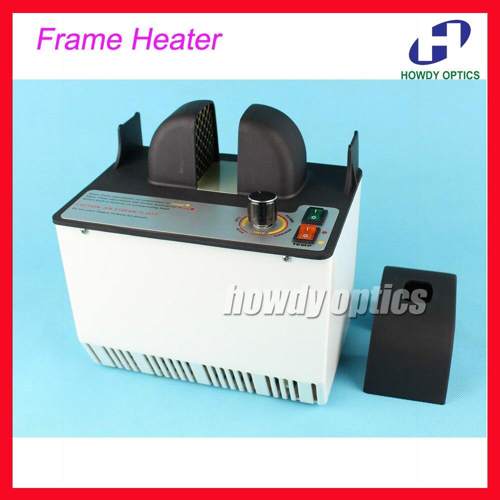 frame heater frame warmer Hot air eyeglasses heater warmer