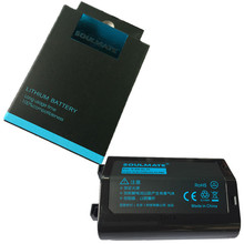 SOULMATE EN-EL18 lithium batteries pack ENEL18 Digital Digital camera Battery ENEL18a For Nikon D5 D4 D4S Skilled Digital camera Battery