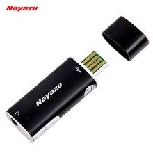 NOYAZU V17 Más Pequeña Grabadora de Voz Profesional 8G Mini Dictáfono USB de Audio Digital Grabadora De Voz Activado Reproductor de MP3