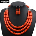 african beads choker classic women jewelry fashion strand necklace layered gold chains necklaces statement jewelry 8010
