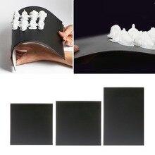 TCAM 3D Yazıcı Aksesuarları Baskı Yatak Bant Baskı Sticker Inşa Plaka Bant