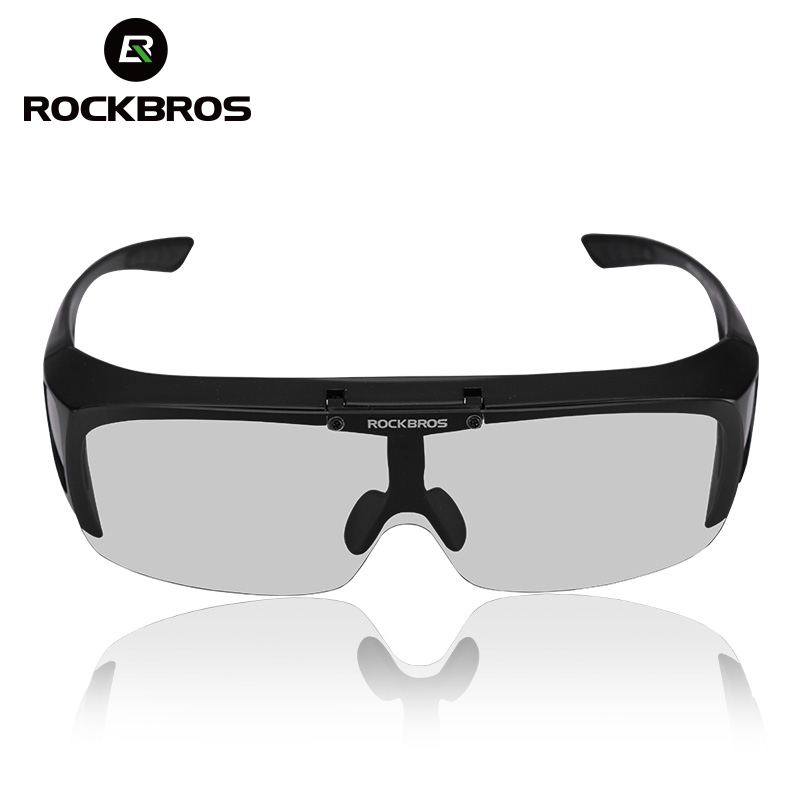 ROCKBROS Bicycle Polarized Glasses Anti-UV Outdoor Sports Cycling Sunglasses MTB Bike Goggles For Myopia Glasses Eyewear Unisex free soldier outdoor sports tactical polarized glass men s shooting glasses airsoft glasses myopia for camping
