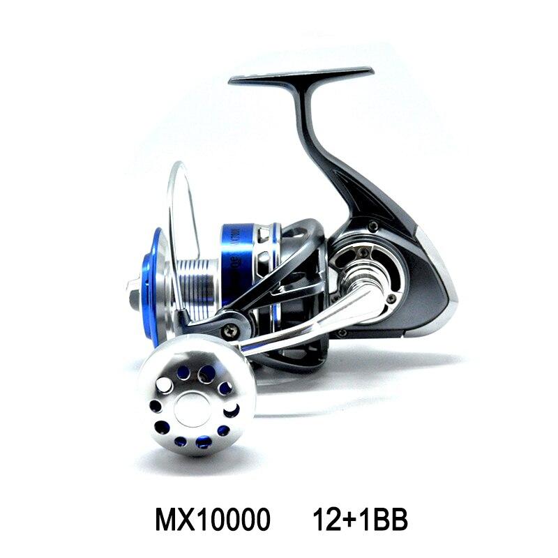 7000 10000 fiação carretel de pesca roda arraste max 18kg