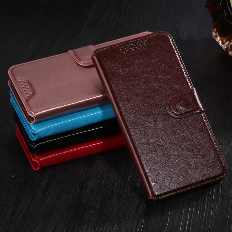 Für ZTE V7 lite L110 A510 A610 X3 X5 Leder Flip Abdeckung Fall für ZTE Blade X5 X3 L3 L5 v6 L110 V7 lite Brieftasche Stand Telefon Fundas