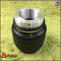Type SN142146BL1 H/H Dia142mm hollow single convolution airspring/airbag shock absorber/rubber/air suspension/air bellow airride