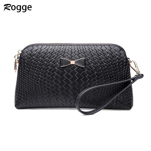 2016 high quality fashion women bag women messenger bags clutch women leather handbags handbag shoulder bag bowknot bag