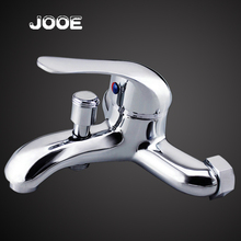 Luxury Thermostatic Bath Mixer Shower Exposed Valve Bottom Brass Thermo Bathroom Faucet Toilet Laundry Room Hotels wholesale
