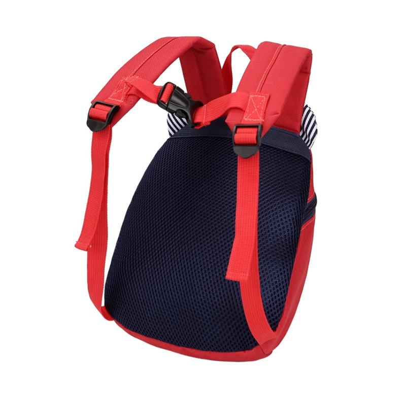 Age 1-3 Toddler Backpack Anti-lost Kids Baby Bag Cute Animal Dog Children Backpack Kindergarten Bear School Bag Mochila Escolar #3