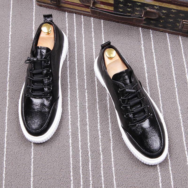 Spéciale Hommes rouge Mode Sneakers La Classique Zapatos Chaussures Clip Peluche Élastique De Loisir Noir 2019 Offre À Modelage Bande En Pour Panda P8gvqw1HTW
