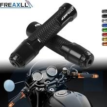Motorcycle Universal handlebar grip handle bar grips ends For Honda CB600F/CB650F Hornet 2007-2013 2008 2009 2010 2011 2012