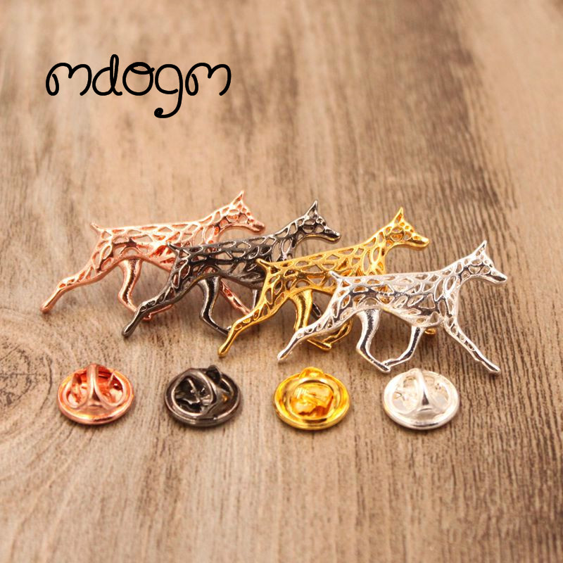 Mdogm 2018 Brooches Pins Jewelry Suit Cute Metal Small Men