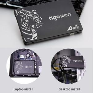 Image 4 - Tigo SSD 480GB SATA 2.5 inch Internal Solid State Drive for Desktop Laptop PC Hard Drive Disk 480 GB HDD Warranty 3 year