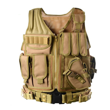 Tactical Vest Army Combat Protective Vest Men Outdoor Hunting Airsoft Paintball Games Body Armor Vest nylon military tactical vest outdoor trekking vest army combat paintball safety vest hunting men airsoft cs vest