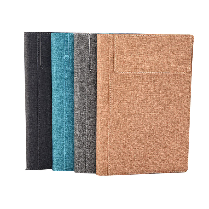 A5 Pocket Hardcover Diary Planner Organizer Filofax Notebook Gift Stationery Style Lined Paper Travel Books With Phone Holder