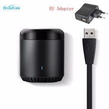Original RM Mini3 Frijol Negro Nuevo Smart Home Automation Universal Broadlink WiFi Inteligente/IR/4G Control Remoto Inalámbrico controlador