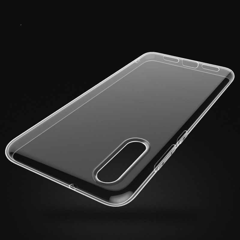 Huawei P30 P30 Pro P30 Lite durumda yumuşak temizle arka kapak için Huawei P10 P9 P8 Lite 2017 P20 Lite p20 Pro P akıllı 2019 kılıf