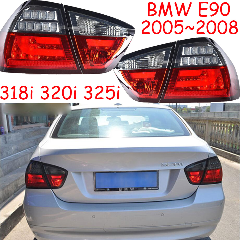 318i 320i 325i,E90 taillight,LED,318i headlight,2005~2008,320i taillight,car accessories,325i fog light,Mini,320i rear light image