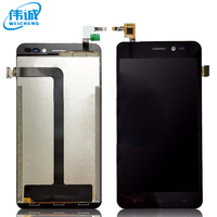 WEICHENG 100% Test For Explay Pulsar LCD Display +Touch Screen digitizer assembly + Tools