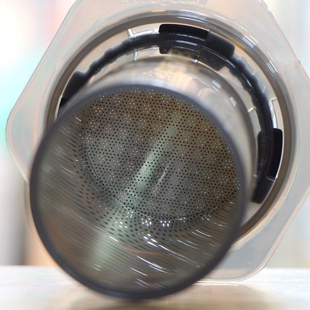 5Pcs/Set Lightweight Universal 6cm Stainless Steel Coffee Filter Espresso Maker Reusable Durable Dripper Strainer