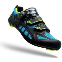 Teibao Carbon Fiber Cycling Shoes Zapatillas Ciclismo Carretera Deportivas Hombre Sapatilha Estrada Road bicycle shoes