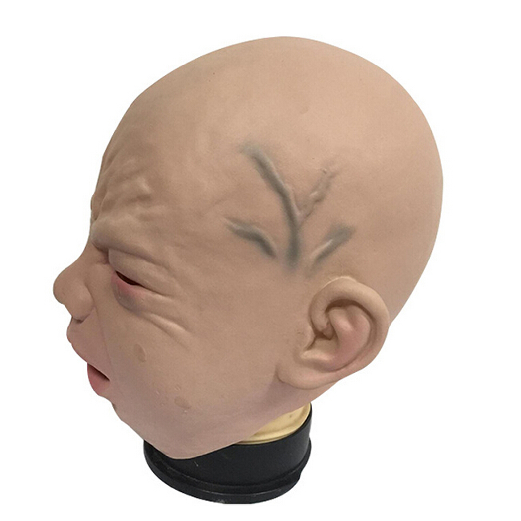 baby head mask Picture - More Detailed Picture about Halloween ...