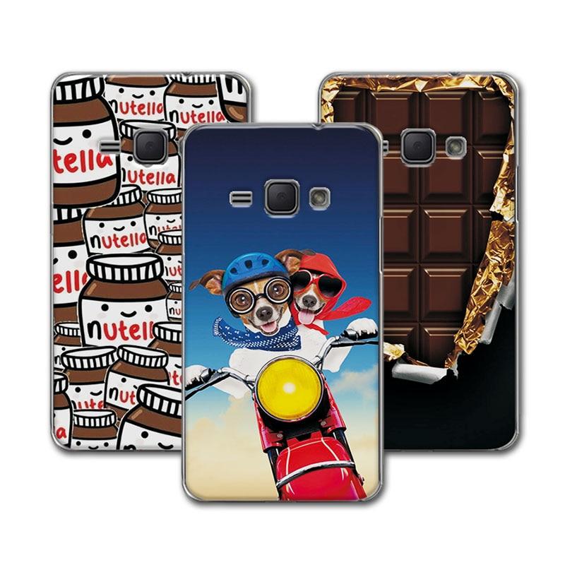 Mermaid Flamingo Style Phone Cases For Samsung Galaxy J1 2016 J120 J120F Case Cover Coque Fundas For Samsung J1 2016 4.5