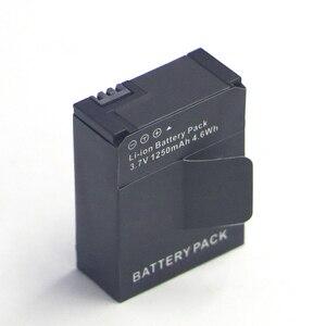Аккумуляторная батарея AHDBT301, AHDBT301, AHDBT302, 1250 мА/ч, для GoPro HERO3 + HERO3 и GoPro AHDBT-301, AHDBT-201, AHDBT-301