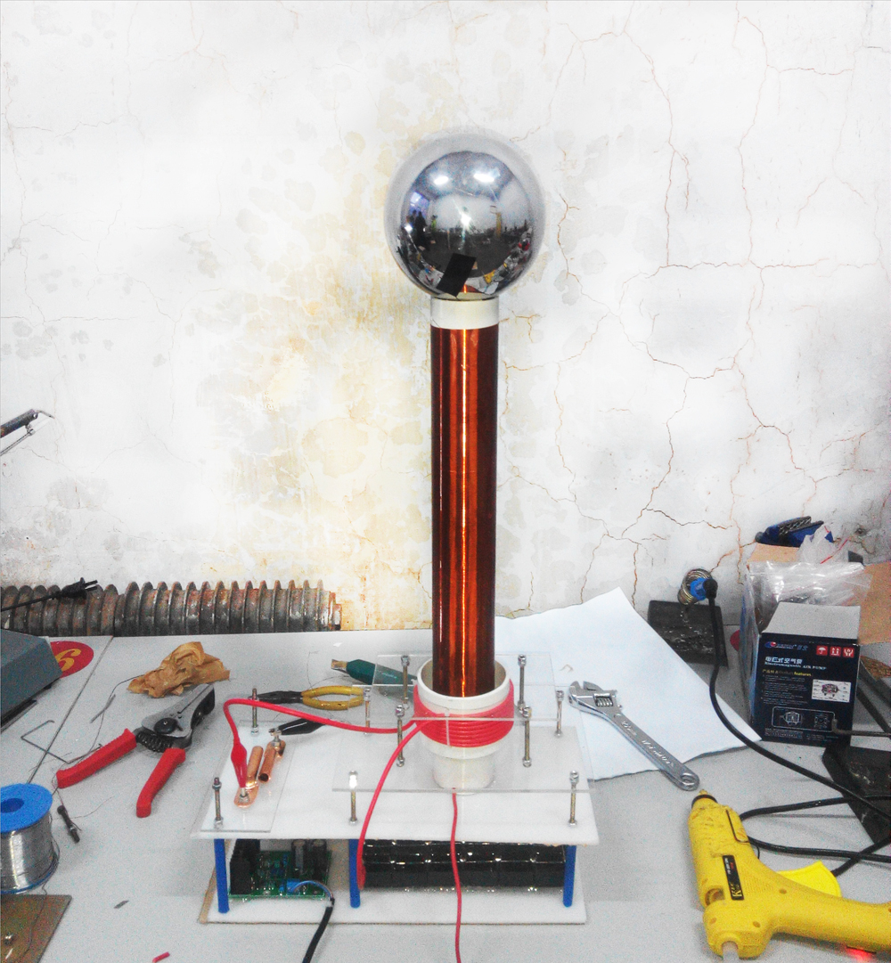 Kit de bobine Tesla 12 V ~ 24 V