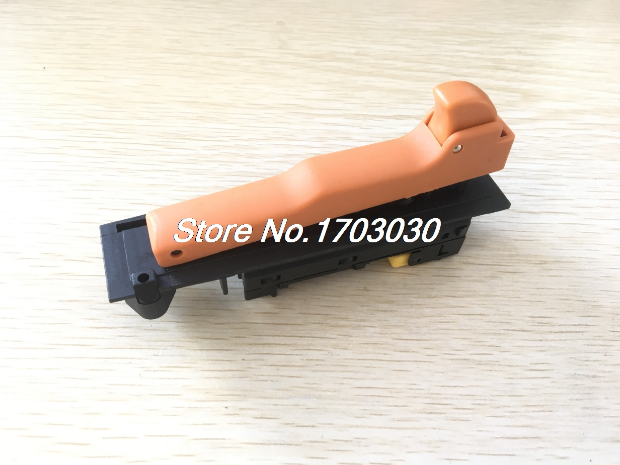 AC 250V 12A Lock On DPST Trigger Switch for Makita 180 Angle Grinder средство от накипи topperr 3031