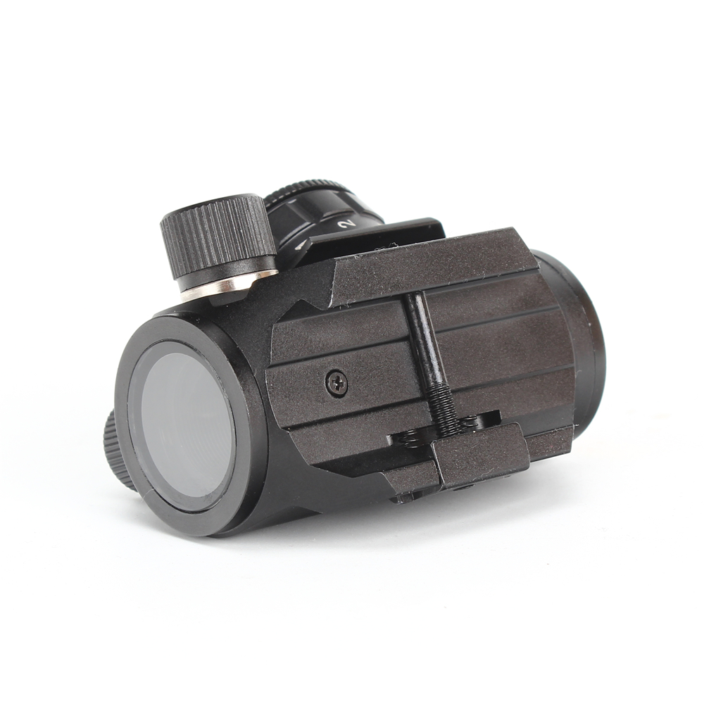 moa red dot sight scope weaver picatinny