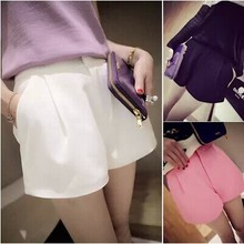New Summer High Waist Maternity Shorts Cotton Casual Maternity Clothes for Pregnant Women Elegant Pregnancy Pants Shorts B63