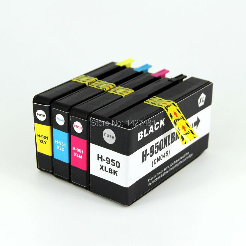 1 satz kompatibel tintenpatrone für hp950 hp951 hp 950 951 für hp...