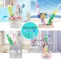 Зубная щетка Зубная паста держатель мода мыть чашки набор зубная паста зубная щетка коробка пакет Стоматологическая Ванная комната продук...