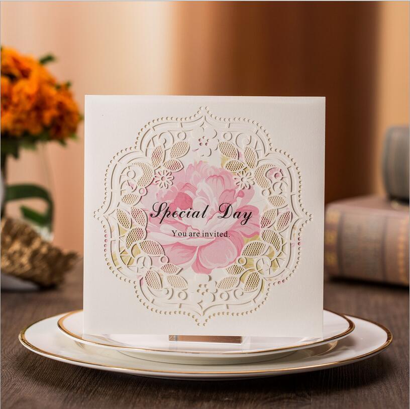 Online Get Cheap Christmas Wedding Invitations Aliexpress – Wedding Invitations Christmas
