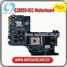 618859-001,Laptop Motherboard for HP ENVY17 Series Mainboard,System Board