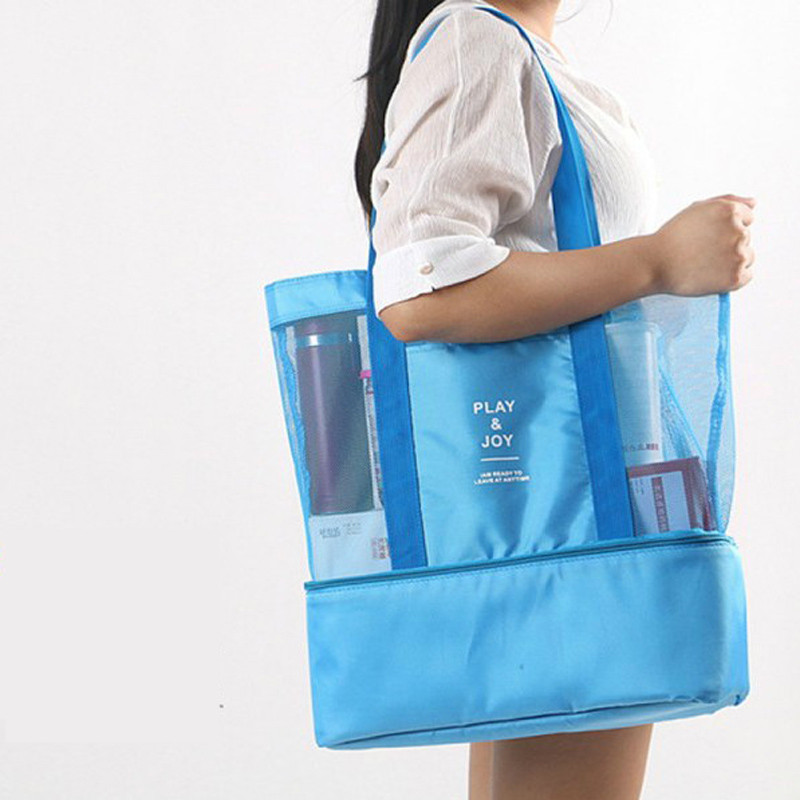 Swimming Bag Dry And Wet Separation Men And Women Waterproof Swimsuit Bag Shoulder Bags Fitness Gym Sports Wash Storage Bag