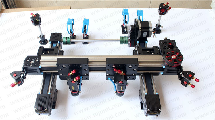 Laser engraving machine and China manufacturer  cutting linear way roller guide easy maintenance actuator  module купить