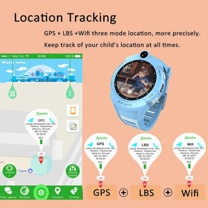 Image 4 - Q360 Kids Smart Watch Camera GPS WiFi Location Smartwatch Children SOS Anti Lost Monitor Tracker Baby Wristband Watch Kids Gifts