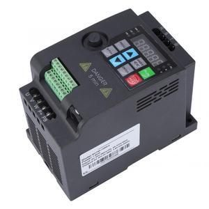 Image 2 - SKI780 VFD แปลงความถี่ตัวแปรสำหรับมอเตอร์ควบคุมความเร็ว 220 V/380 V 0.75/1.5/2.2KW ปรับความเร็วอินเวอร์เตอร์ความถี่ใหม่